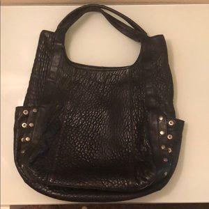 Botkier black leather bag